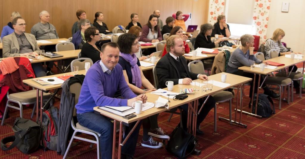 Arkivkonferanse i Kirkenes 20.-21.5.2014