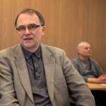 Jonny Edvardsen, avdelingsdirektør ved Nasjonalbibliotekets avdeling Mo i Rana. Foto: Hannele Fors