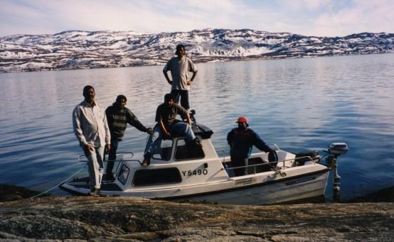 Fritid på Altafjorden